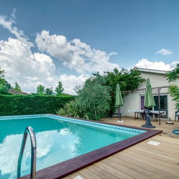 VENDUE   Artigues-Près-Bordeaux, Maison de plain pied de 126m² sur 1059m² de terrain 452 400€